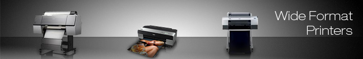 Wide Format Printers