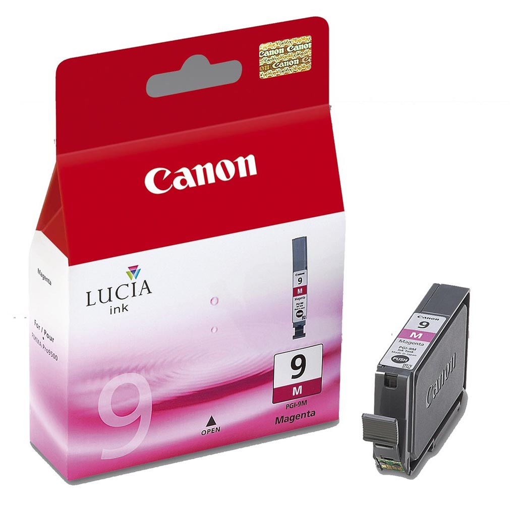 CANON PGI 9 PHOTO MAGENTA INK CARTRIDGE 013803065893