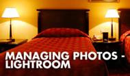 Managing Photos - Lightroom