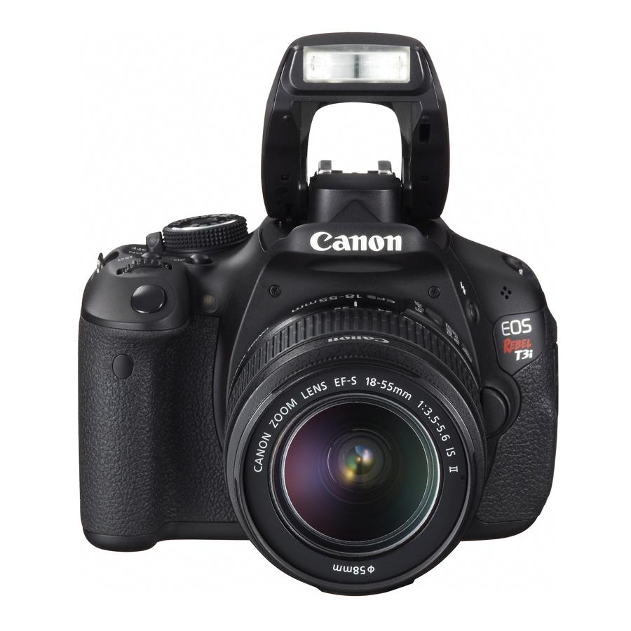 USED CANON T3I W/18-55 8+ $X200449
