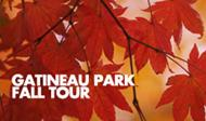 Gatineau Park Fall Tour