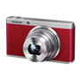 FUJIFILM XF1 RED 12MP EXR 4X WIDE ANGLE 3""