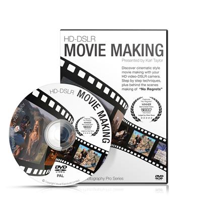 karl taylor hddslr movie making dvdkt0071