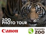 Canon Photo Tour at the Toronto Zoo