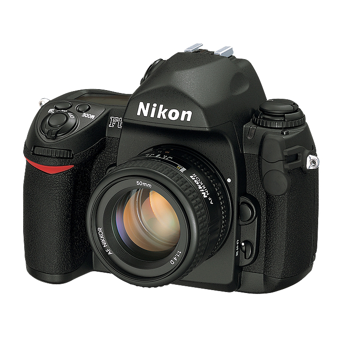 NIKON F6 BODY W/O 8 'AA' 30000