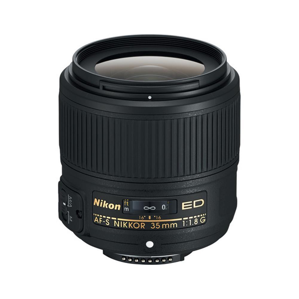 Nikon Af S Nikkor 35mm F1 8g Ed Lens 2215 Henry S Best