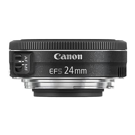 canon ef s 24mm f2.8 stm lens 9522b002