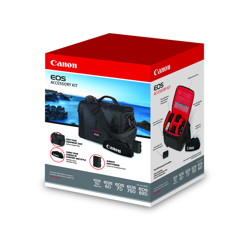 Canon accessory kit