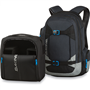 DAKINE MISSION PHOTO 25L BACKPAK BLK/TAB