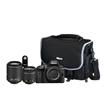 NIKON D3400 AFP18-55VR+55-200VR+BAG+RMT