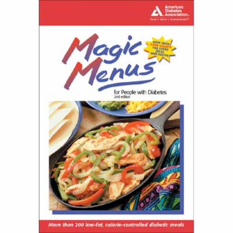 Magic menus for people with diabetes 2nd edition forumfinder Image collections