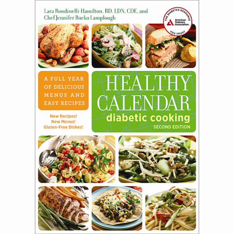 Healthy calendar diabetic cooking 2nd edition forumfinder Images