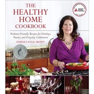 The healthy home cookbook for Barbara seelig