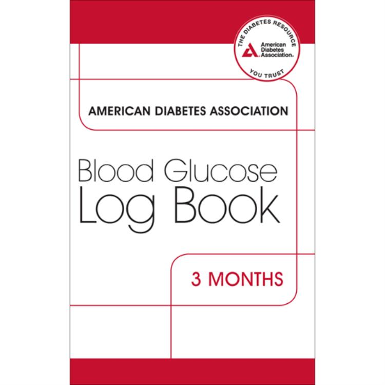 It is a picture of Hilaire Printable Diabetes Log Book