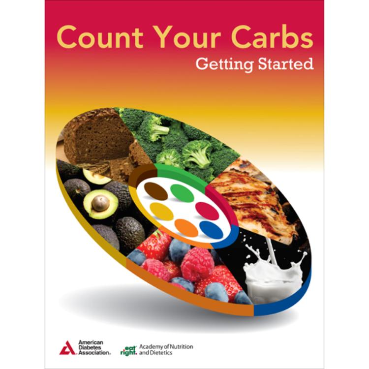 Nutrition store from the american diabetes association count your carbs 3rd edition 10pkg fandeluxe Images
