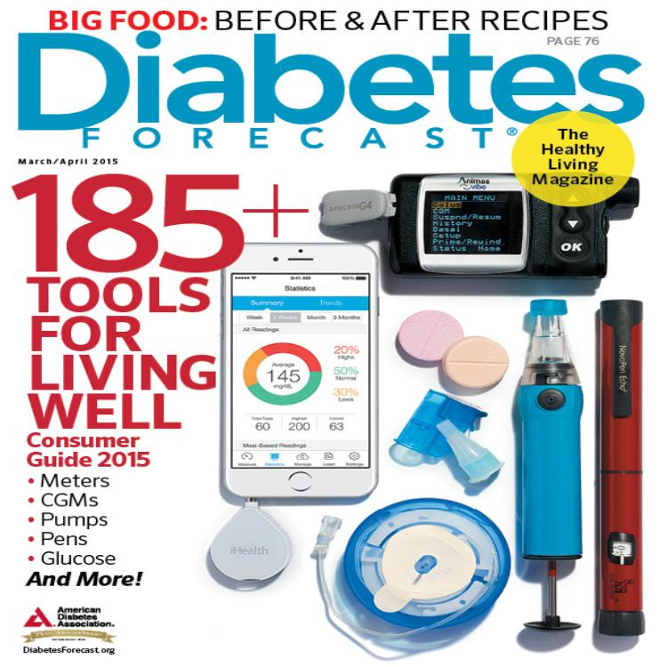diabetes forecast march april 2015 2015 december vol 38, issue 12  april vol 38, issue 4 march vol 38, issue 3 february  diabetes forecast  diabetesjournalsorg.