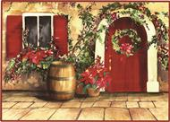 tuscan doorway in december amy   hautman copy.jpg