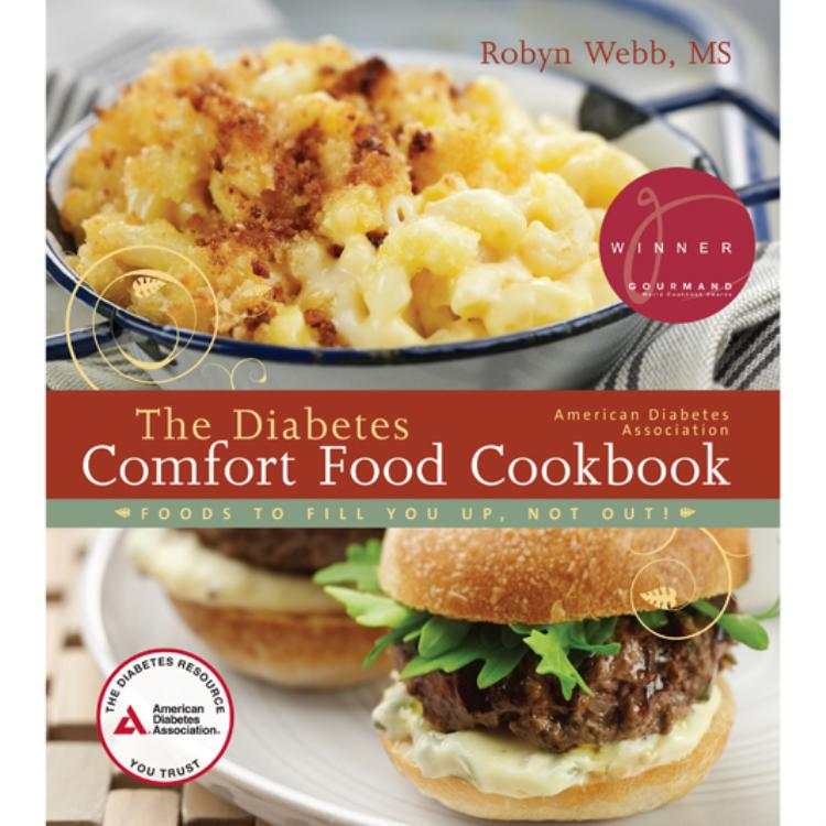 Diabetes cookbooks store from the american diabetes association the diabetes comfort food cookbook forumfinder Choice Image