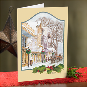 Gift of Hope - Christmas Past Cards