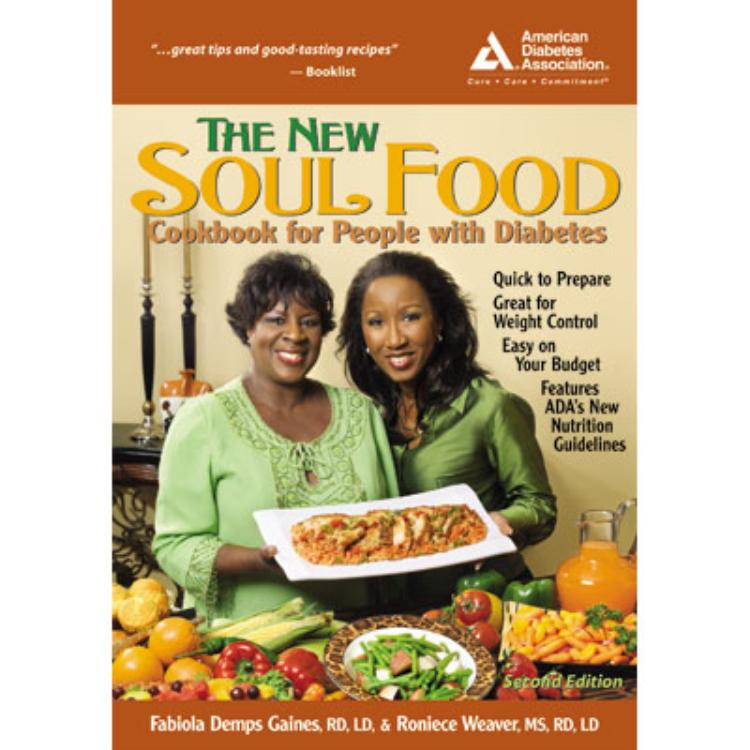 The new soul food cookbook for people with diabetes 2nd edition forumfinder Images