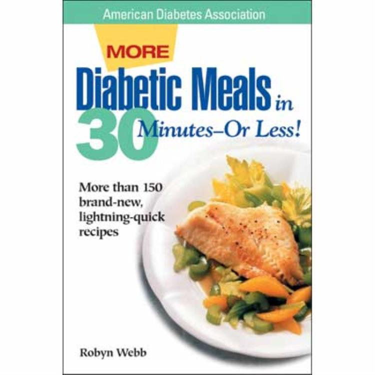 More diabetic meals in 30 minutesor less forumfinder Images