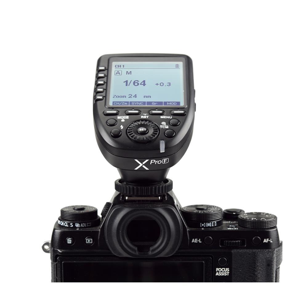 Remote Triggers Electronics Godox XPro-F 2 4G TTL Wireless