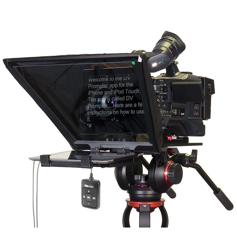 Henrys com : DATAVIDEO TP-500 FOR IPAD TELEPROMPTER
