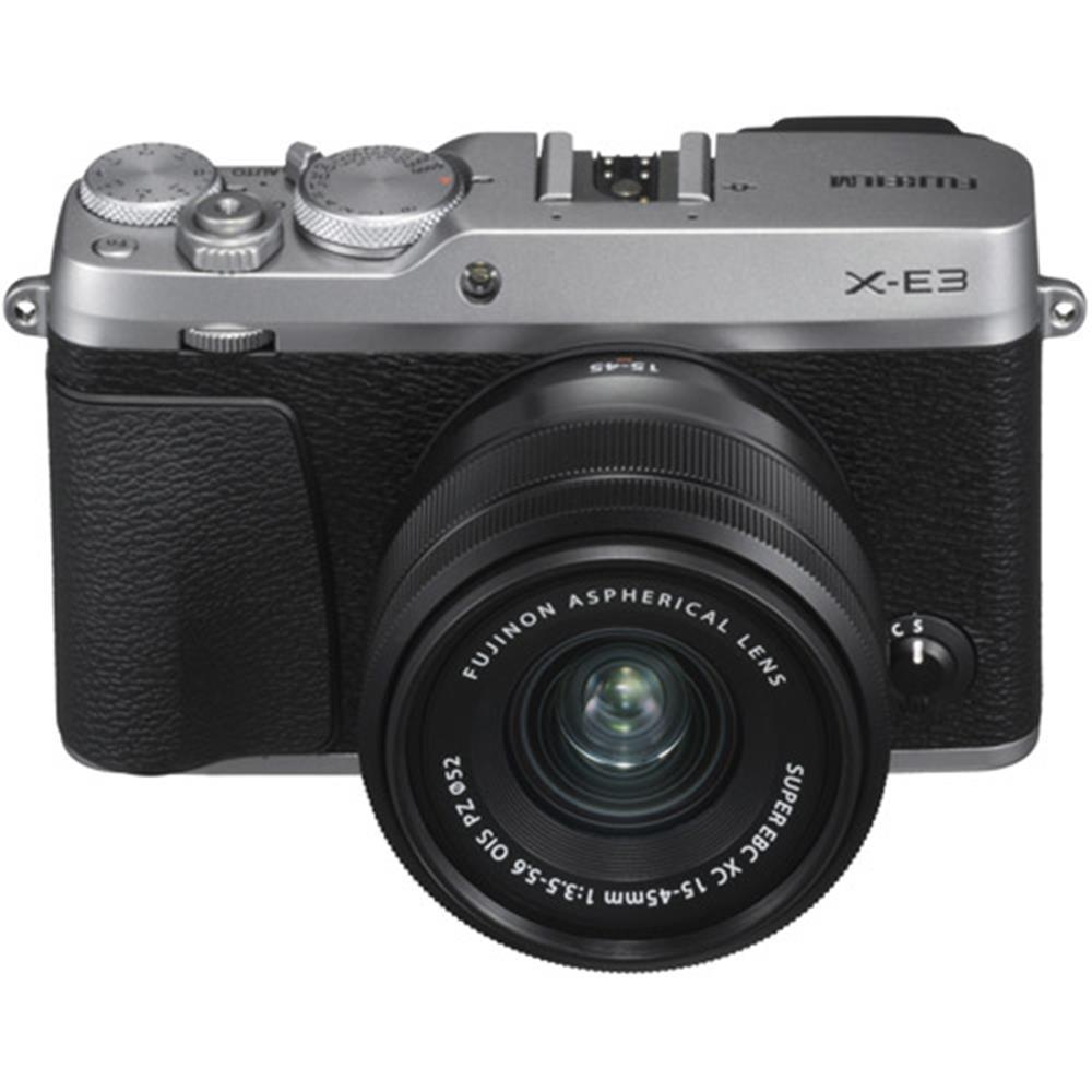 Pro Metal Parasol Para Fujinon XF 15-45mm f3.5-5.6 OIS PZ Fujifilm Negro.