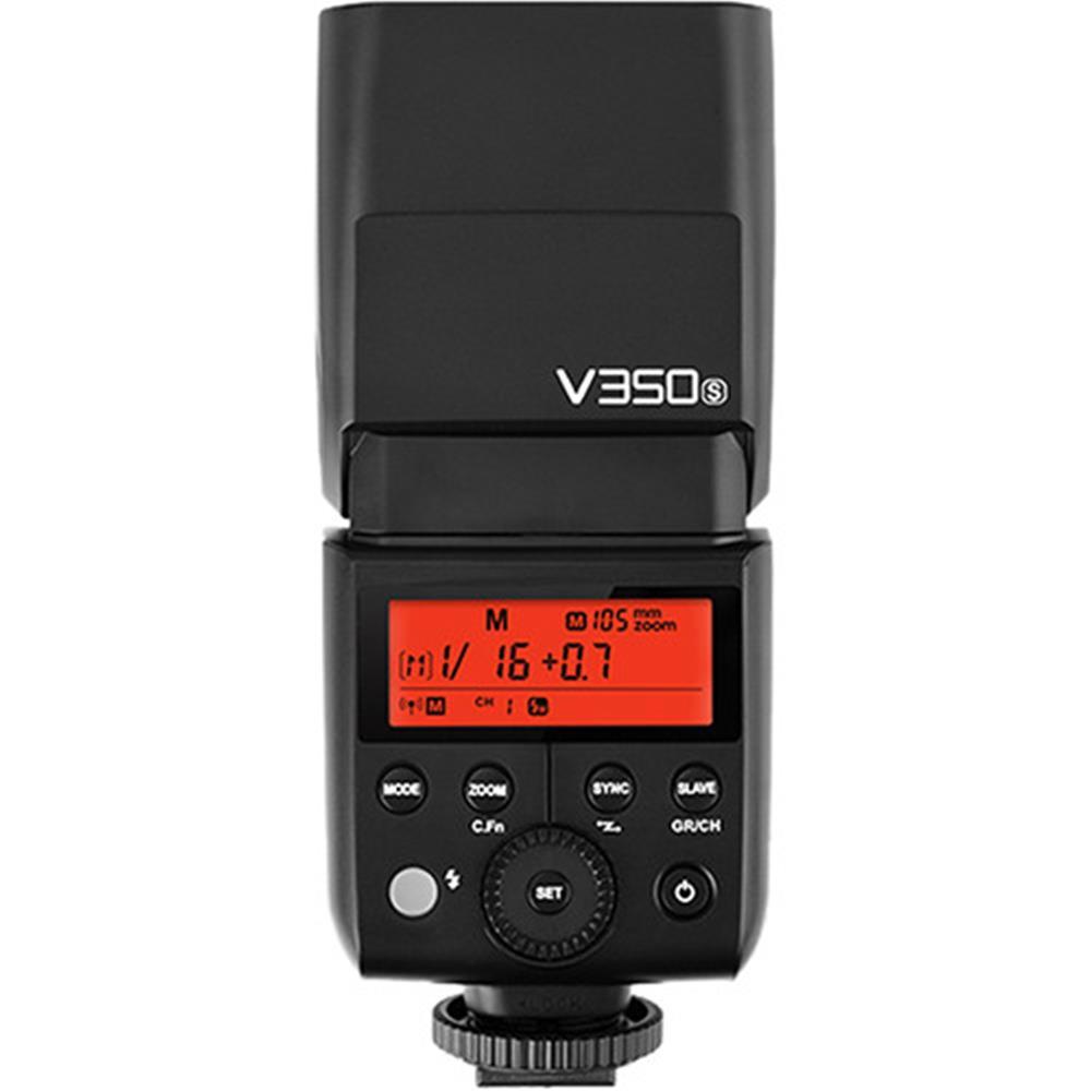 Godox V350s Mini Ttl Flash For Sony Power Supply Monitor 1520282125000 1394934