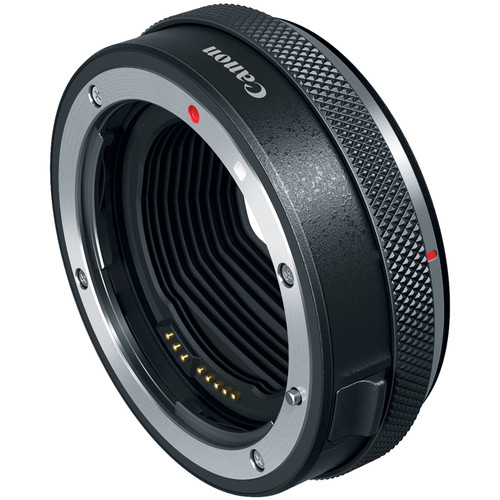 Canon R Mount Adapter with Control Ring