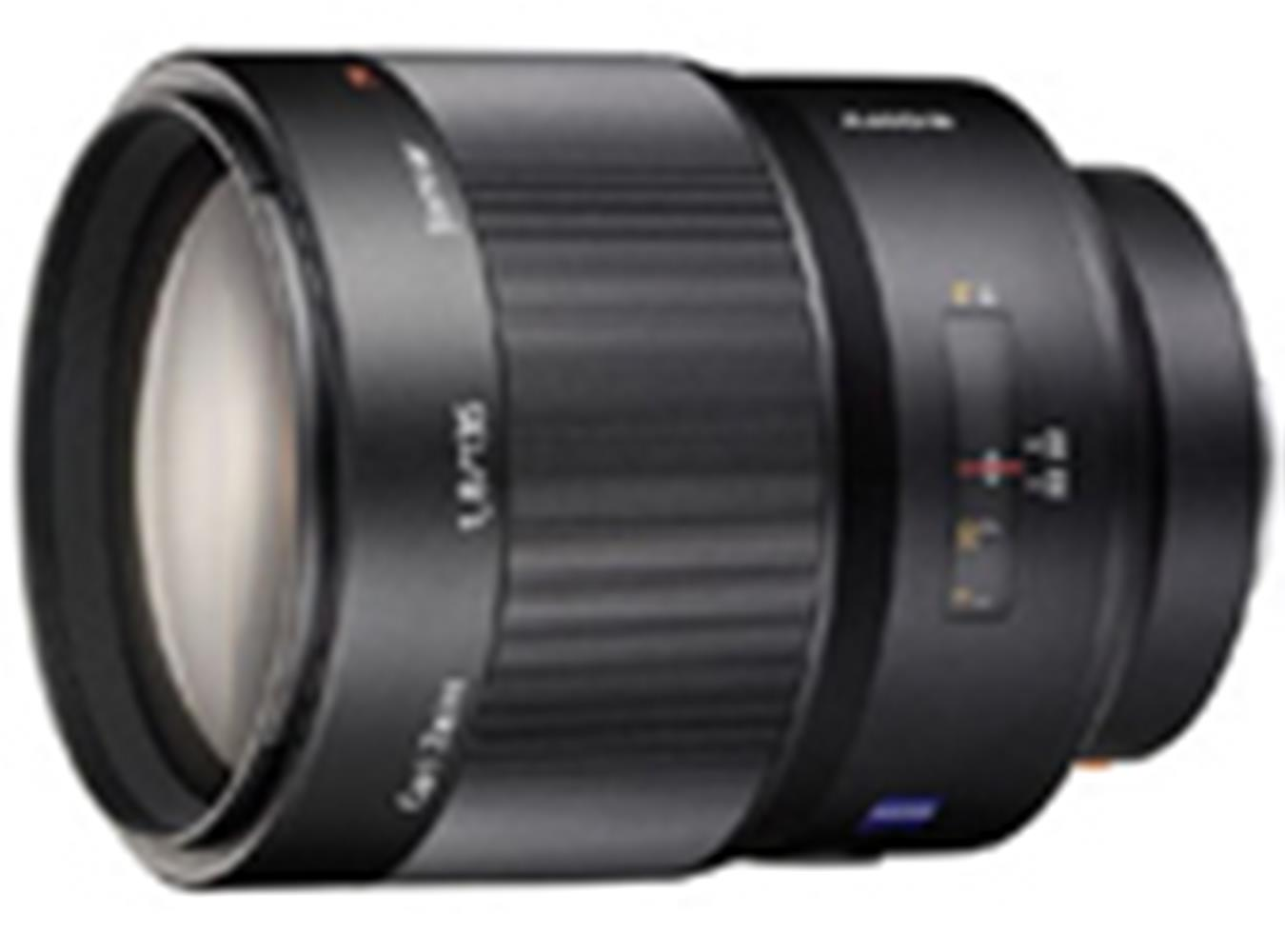 SONY ALPHA 135MM F1.8 SONNAR T* LENS