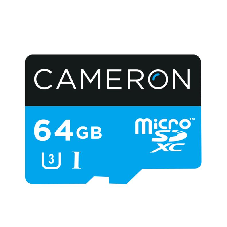 Cameron Pro 64 GB microSDXC Card