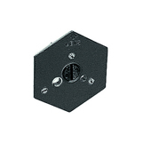 """MANFROTTO FLAT MOUNT PLATE 3/8"""" 130-38"""