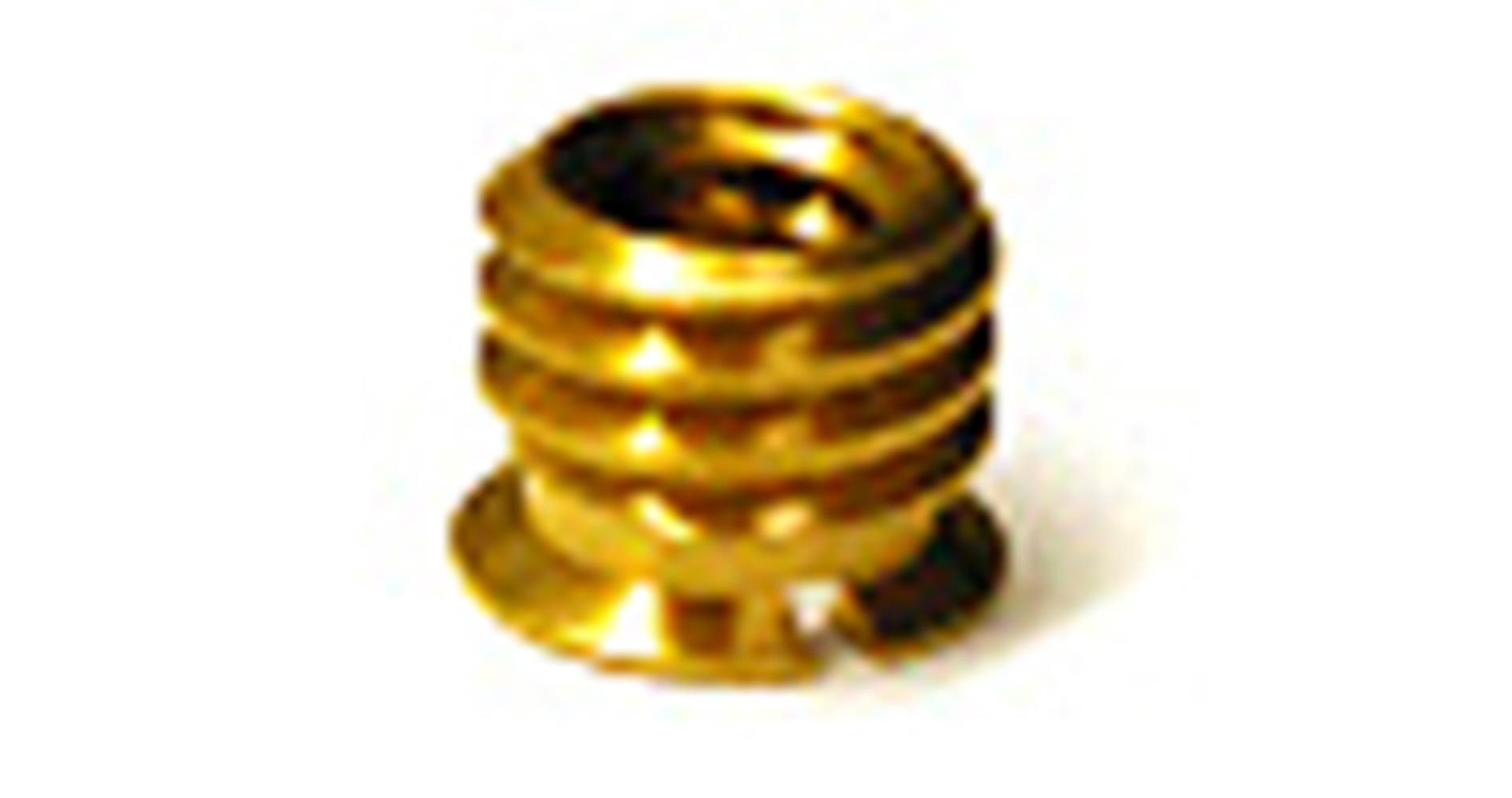 WIMBERLEY BRASS REDUCER BUSHING 3/8""