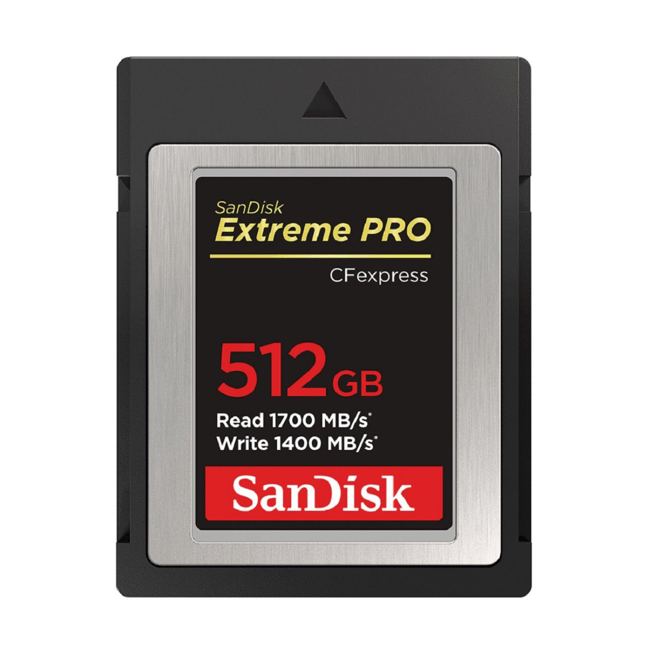 SanDisk 512 GB CFexpress Card