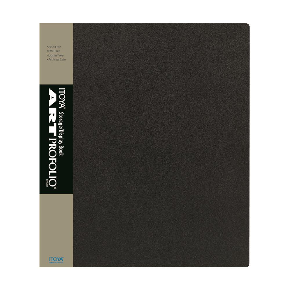 ITOYA 11X17 ART PORTFOLIO DISPLY BOOK