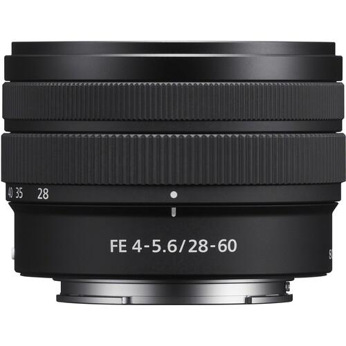 Sony FE 28-60mm f/4-5.6 OSS Lens