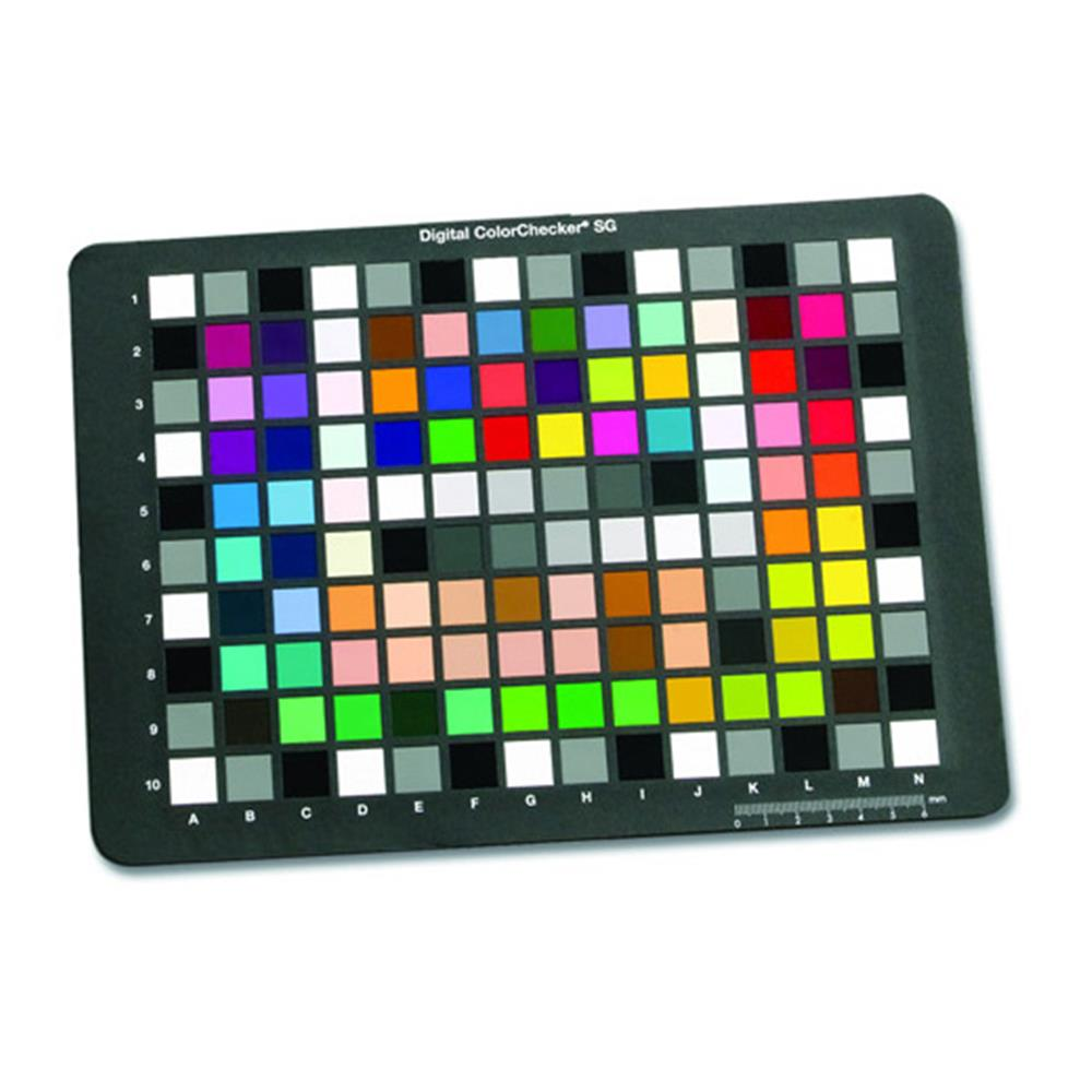 DIGITAL COLORCHECKER SG (SEMI-GLOSS)