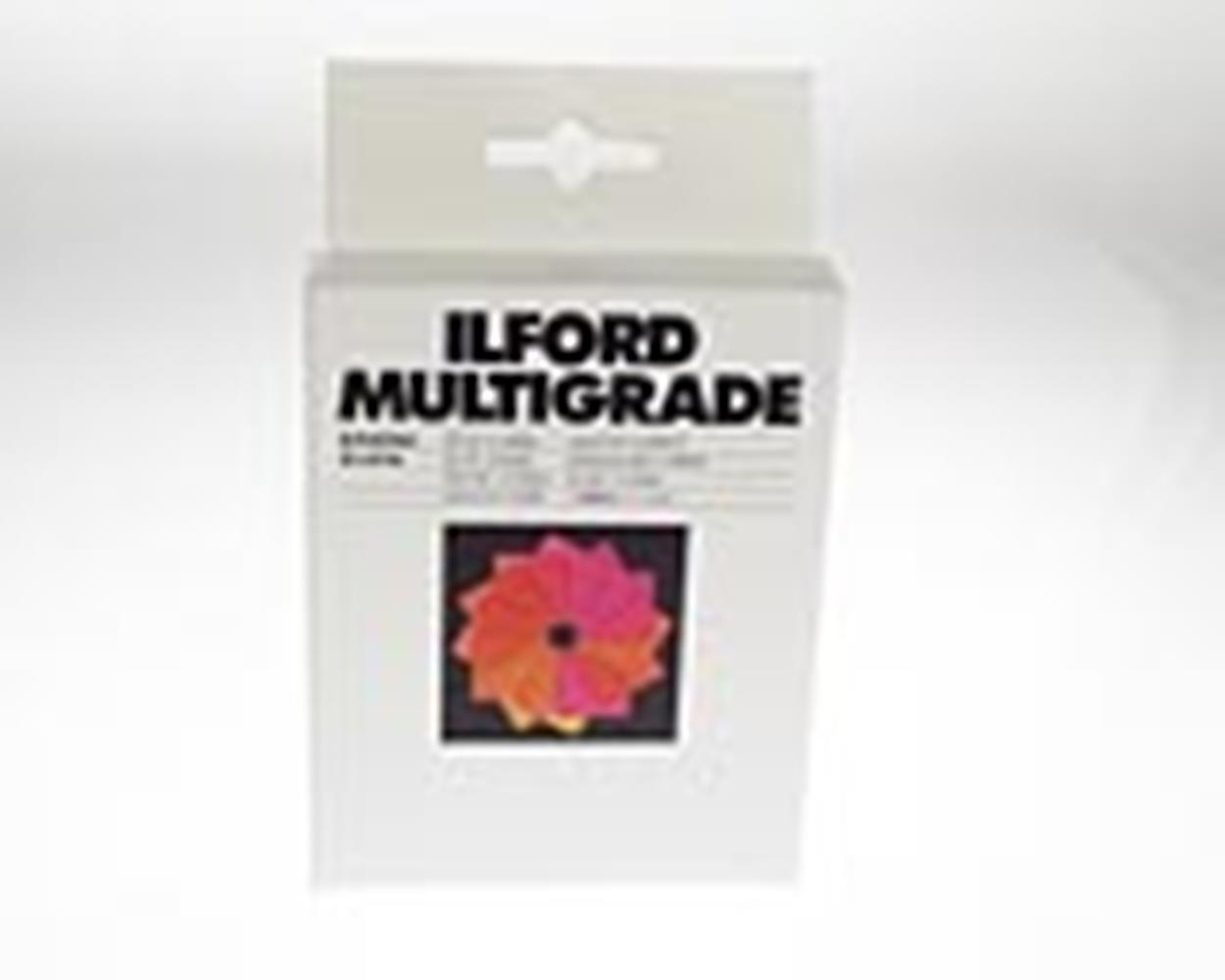"ILFORD MG FILTER SET, 3 1/2"" UNMOUNTED,"