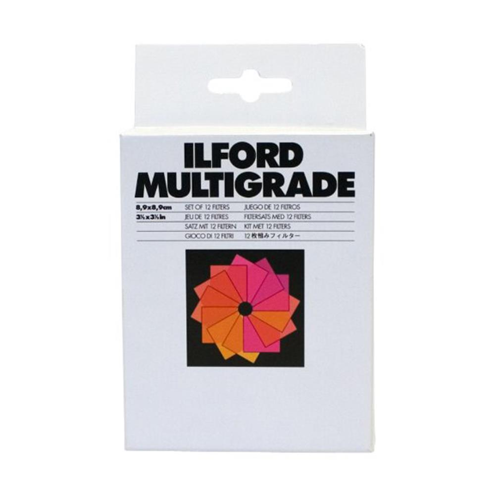 "ILFORD 3.5"" MG FILTER STUDENT PACK #2-4"