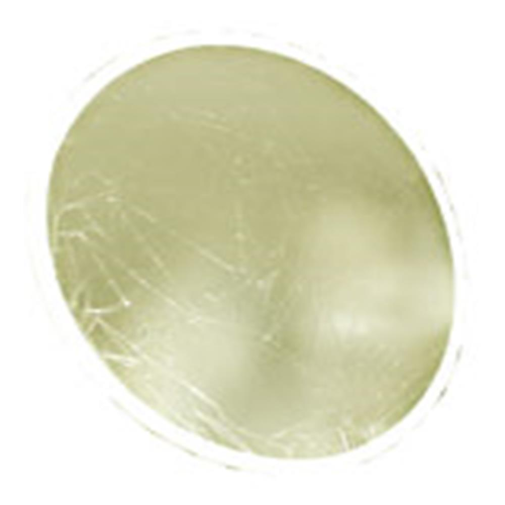 "CAMERON 40"" SOFT GOLD/WHITE REFLECTOR"