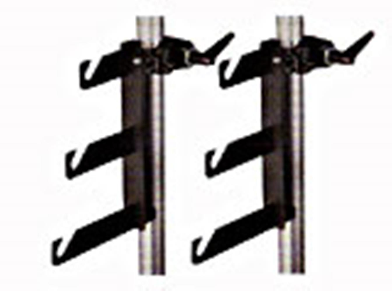 MANFROTTO 044 B/P TRIPLE CLAMP SET