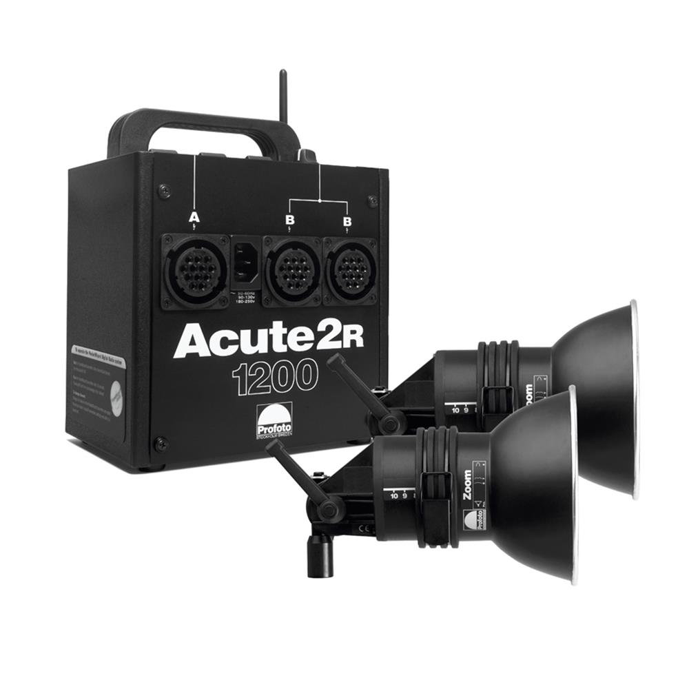 PROFOTO ACUTE2R 1200 VALUE KIT  900795