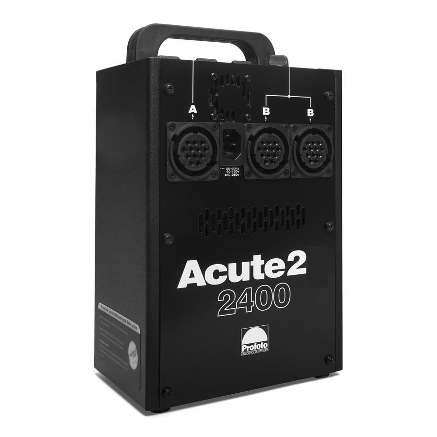PROFOTO ACUTE2 2400 GENERATOR 900774