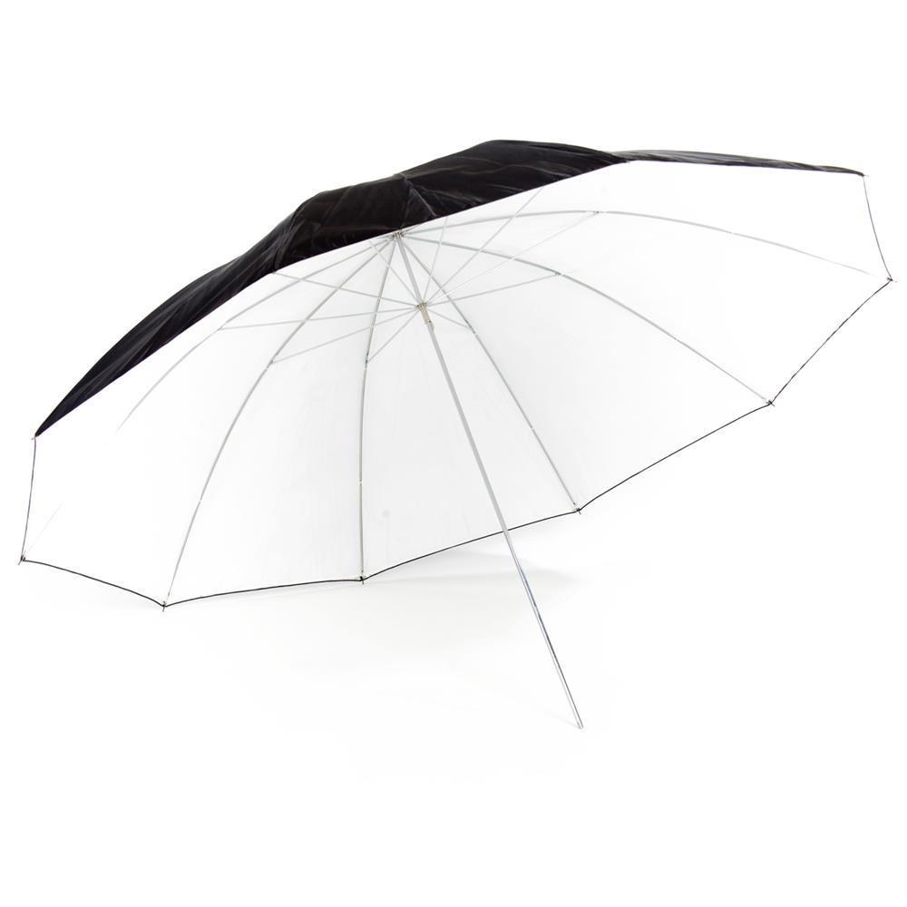 BOWENS UMBRELLA 140CM SILVER/WHITE