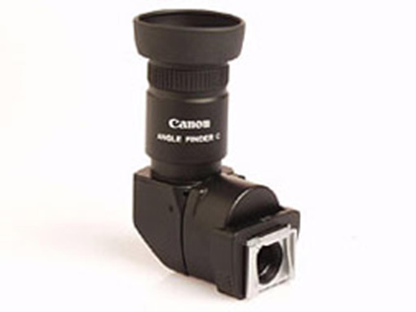 CANON ANGLE FINDER C W/ADAPTER EC-C ED-C