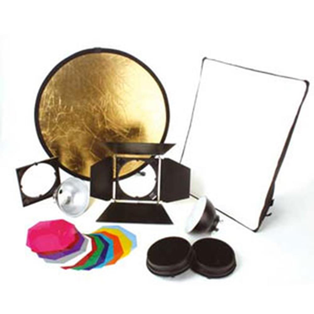 BOWENS ADVANCED LIGHTING REFLECTOR KIT