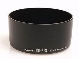 CANON ES-71II HOOD (50F1.4)