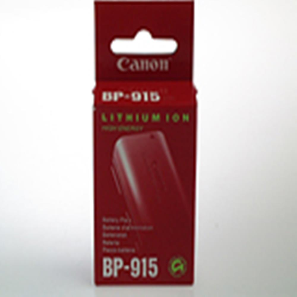 CANON BP915 1HR LITHIUM BATTERY