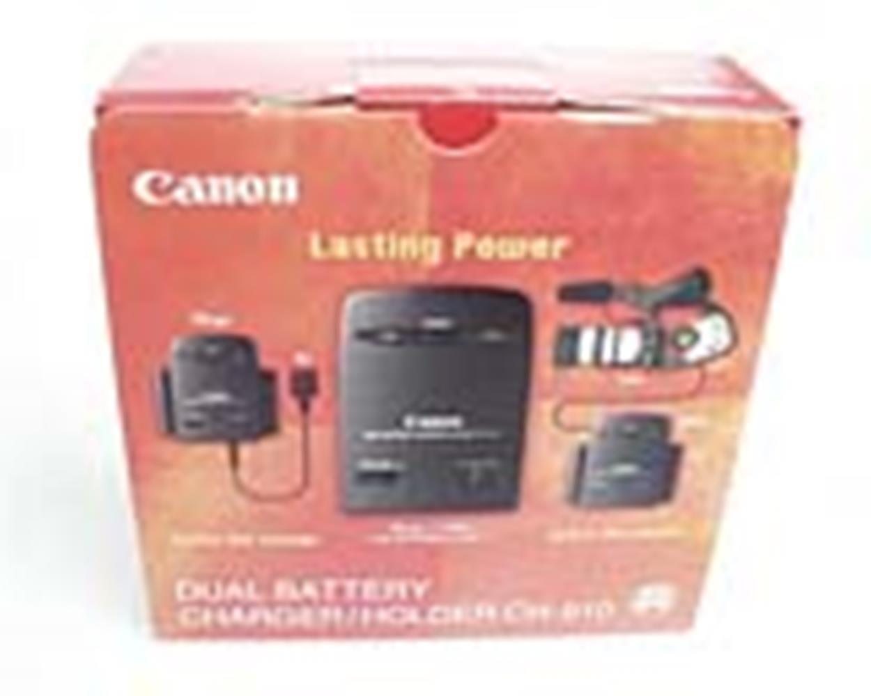 CANON CH910 DUAL BATTERY HOLDER (DV CAM)